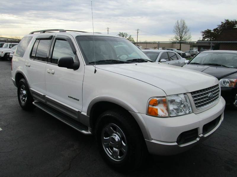 2002 Ford Explorer Limited 4WD 4dr SUV - Carmel IN
