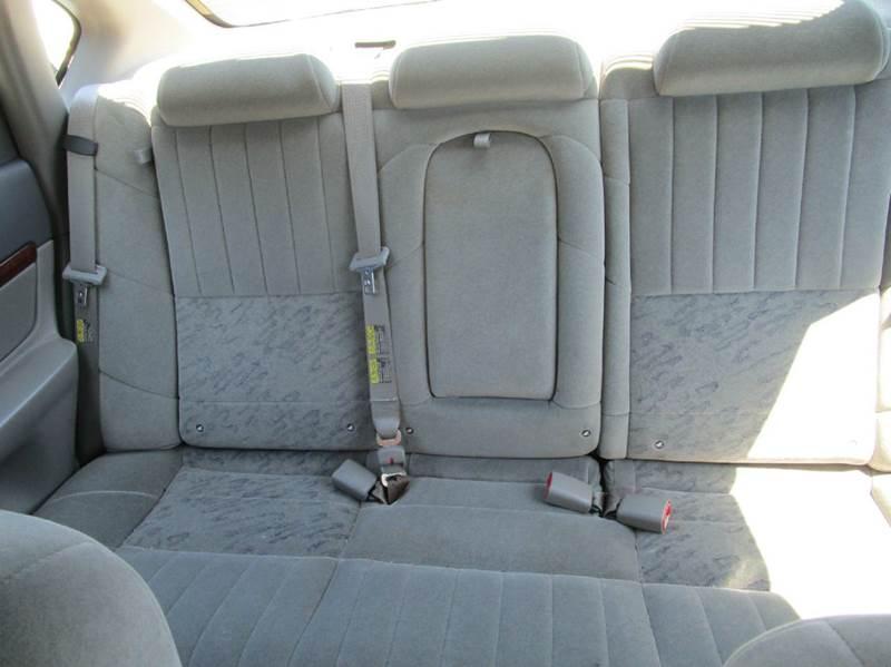 2003 Chevrolet Impala 4dr Sedan - Carmel IN