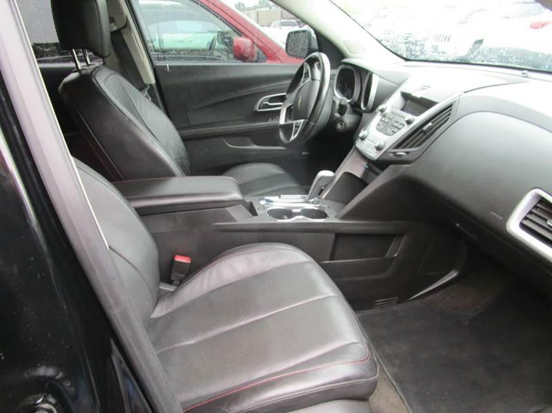 2010 Chevrolet Equinox AWD LTZ 4dr SUV - Carmel IN