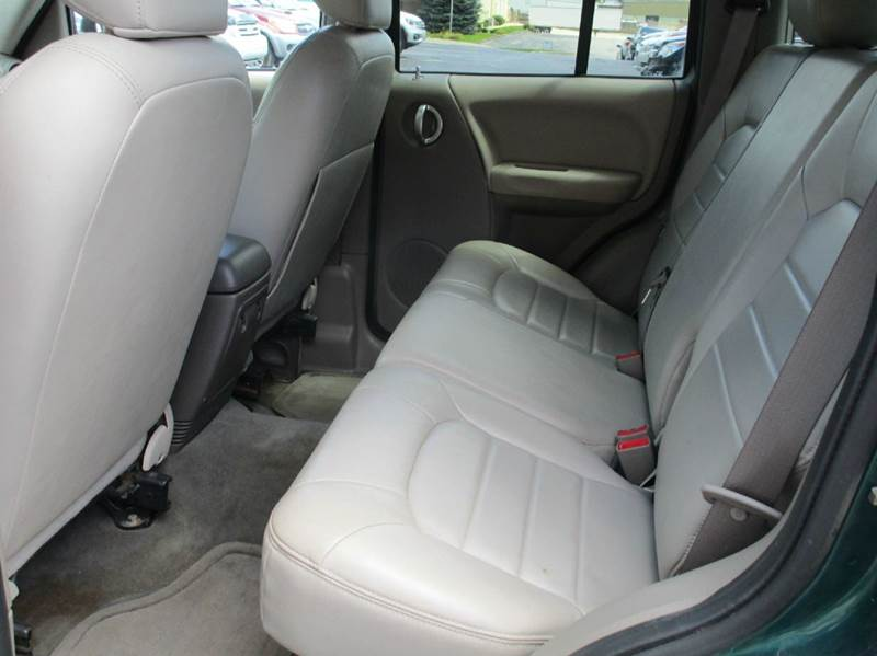 2004 Jeep Liberty Limited 4WD 4dr SUV - Carmel IN
