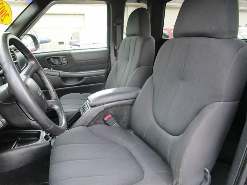 2003 GMC Sonoma SLS ZR2 3dr Extended Cab 4WD SB - Carmel IN