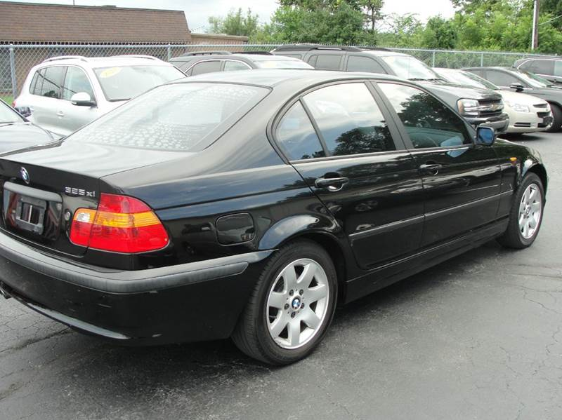 2002 BMW 3 Series AWD 325xi 4dr Sedan - Carmel IN