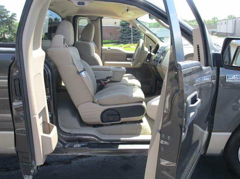 2006 Ford F-150 XLT 2dr Regular Cab Styleside 6.5 ft. SB - Carmel IN