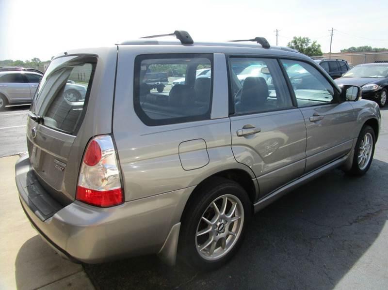 2006 Subaru Forester AWD 2.5 XT Limited 4dr Wagon (2.5L H4 4A) - Carmel IN