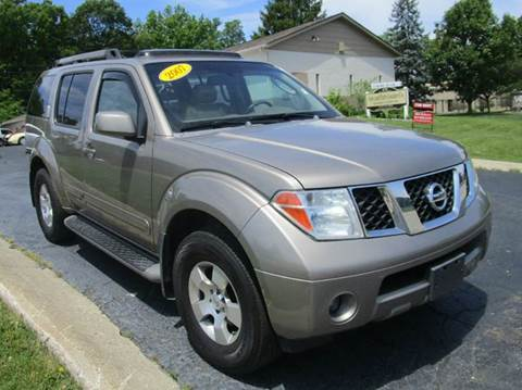2007 Nissan Pathfinder for sale in Carmel, IN