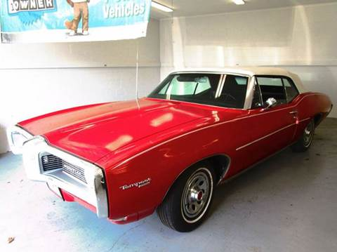 1968 Pontiac Tempest for sale in Carmel, IN