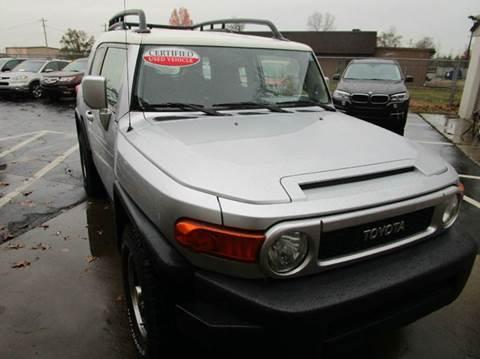 2007 Toyota FJ Cruiser for sale in Carmel, IN