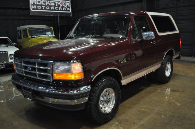 1996 ford bronco for sale in chandler az. Cars Review. Best American Auto & Cars Review