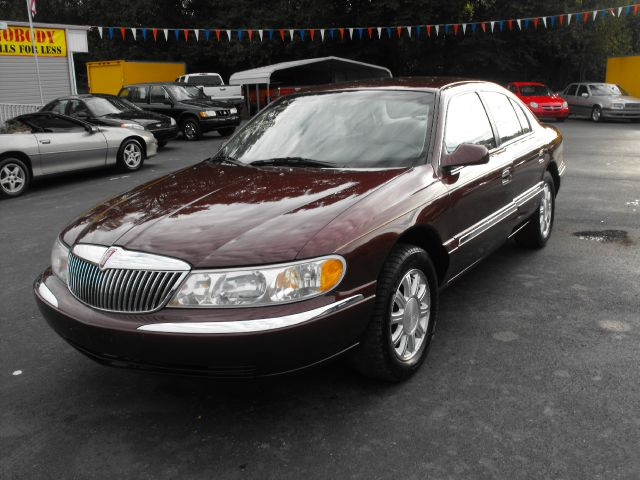 2001 lincoln continental for Paramount motors taylor mi