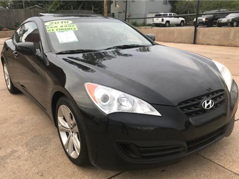 2010 Hyundai Genesis Coupe for sale in Oklahoma City, OK