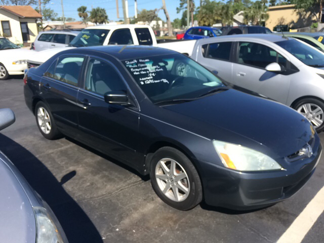 2004 Honda Accord EX V-6 4dr Sedan - Daytona Beach FL