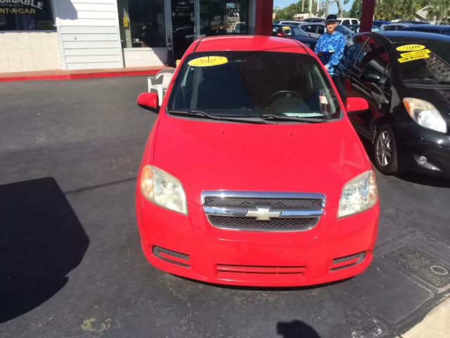 2007 Chevrolet Aveo LS 4dr Sedan - Daytona Beach FL