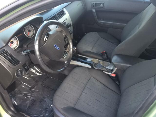 2008 Ford Focus SE 4dr Sedan - Daytona Beach FL