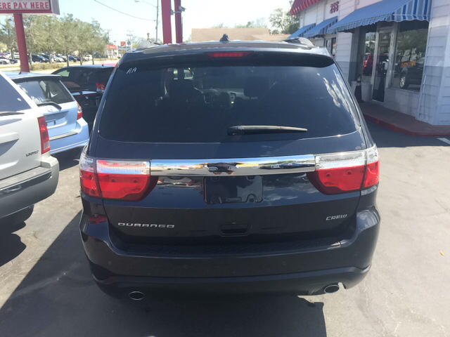 2012 Dodge Durango Crew Lux 4dr SUV - Daytona Beach FL