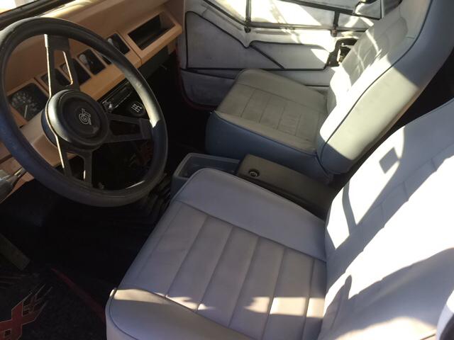 1988 Jeep Wrangler 2dr 4WD SUV - Daytona Beach FL