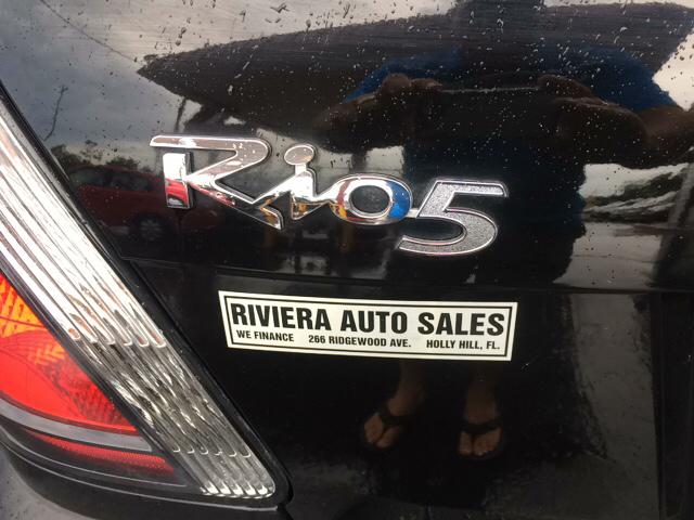 2008 Kia Rio5 LX 4dr Wagon (1.6L I4 4A) - Daytona Beach FL