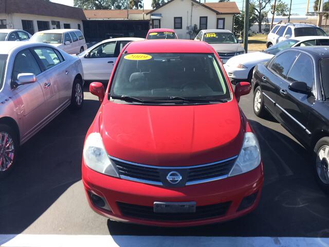 2009 Nissan Versa 1.8 S 4dr Hatchback 4A - Daytona Beach FL