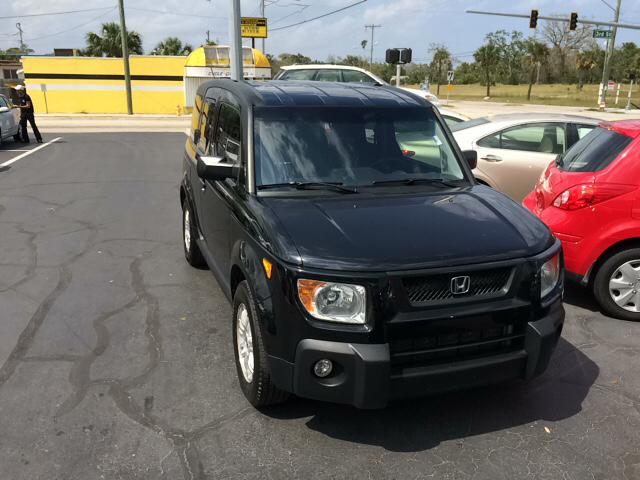 2006 Honda Element EX-P 4dr SUV 4A - Daytona Beach FL