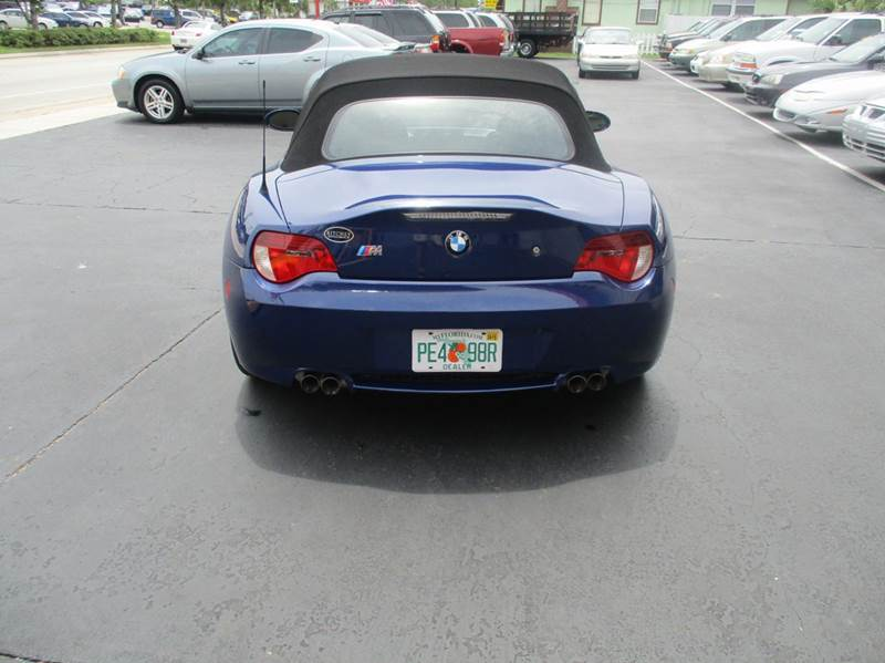 2006 BMW Z4 M Base Z4 M 2dr Convertible - Daytona Beach FL