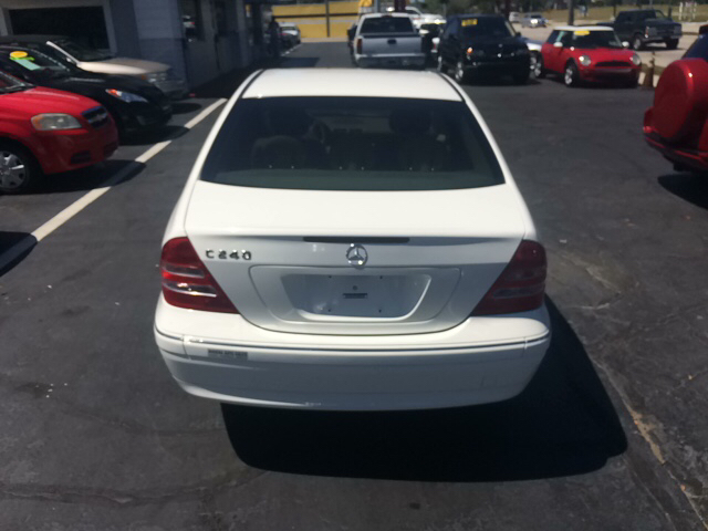 2004 Mercedes-Benz C-Class C 240 4dr Sedan - Daytona Beach FL