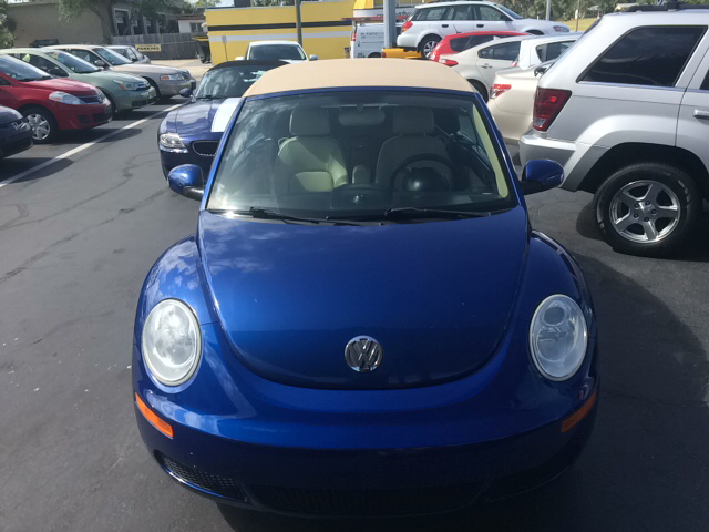 2007 Volkswagen New Beetle 2.5 2dr Convertible (2.5L I5 6A) - Daytona Beach FL