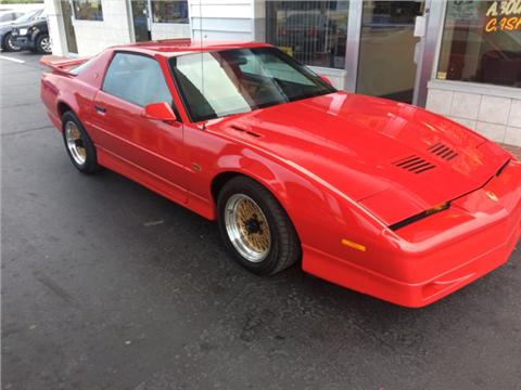 1988 Pontiac GTA Firebird