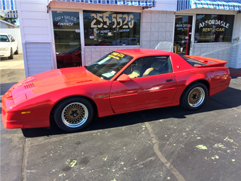 1988 Pontiac Firebird for sale in Daytona Beach, FL