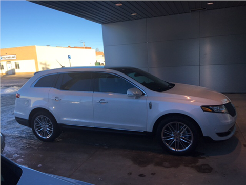 2016 Lincoln MKT for sale in Philip, SD