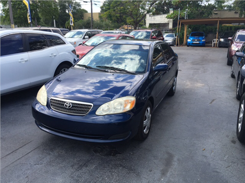 2006 Toyota Corolla for sale in Miami, FL