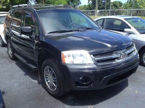 2006 Mitsubishi Endeavor for sale in Miami, FL