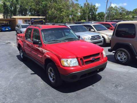 2005 Ford Explorer Sport Trac for sale in Miami, FL