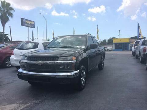 2005 Chevrolet Colorado for sale in Miami, FL