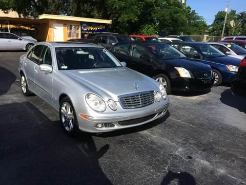 2006 Mercedes-Benz E-Class for sale in Miami, FL