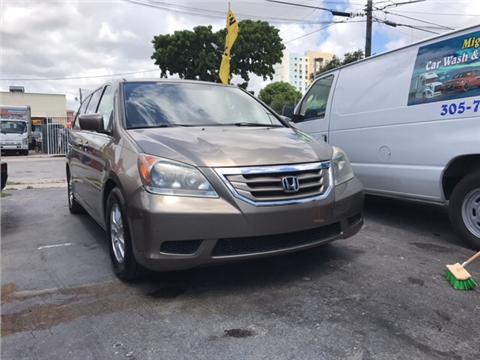2009 Honda Odyssey for sale in Miami FL