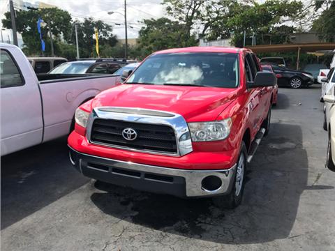 2007 Toyota Tundra for sale in Miami, FL