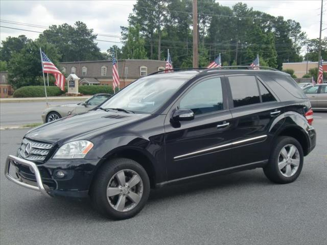 Used 2006 mercedes benz m class ml500 awd 4matic 4dr suv for Mercedes benz 2006 ml500 price
