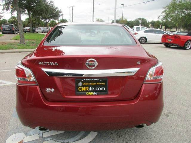 2015 Nissan Altima 2.5 S 4dr Sedan - Sanford FL