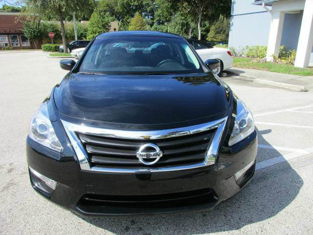 2015 Nissan Altima 2.5 S 4dr Sedan - Sanford FL
