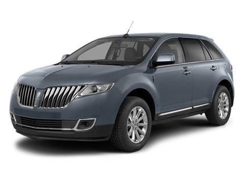2014 Lincoln MKX for sale in Sanford, FL