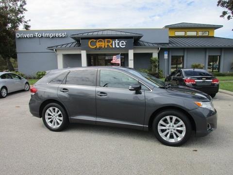 2014 Toyota Venza for sale in Sanford FL