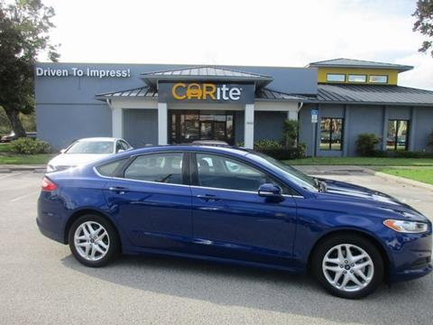 2016 Ford Fusion for sale in Sanford, FL