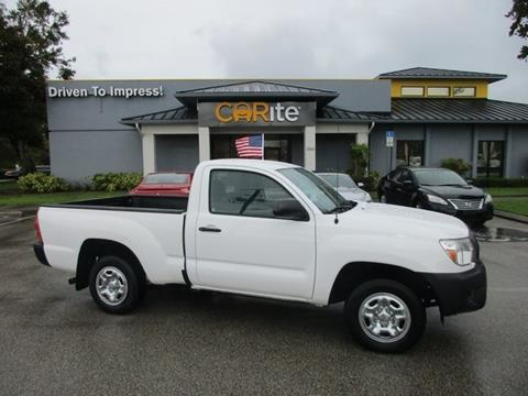 2014 Toyota Tacoma for sale in Sanford FL