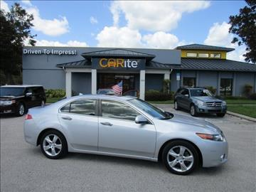 2014 Acura TSX for sale in Sanford, FL