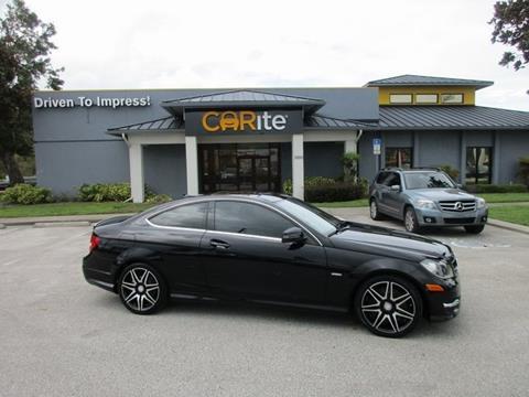 2013 Mercedes-Benz C-Class for sale in Sanford FL