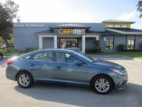 2016 Hyundai Sonata for sale in Sanford, FL