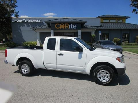 2015 Nissan Frontier for sale in Sanford FL