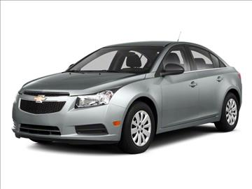 2013 Chevrolet Cruze for sale in Sanford FL