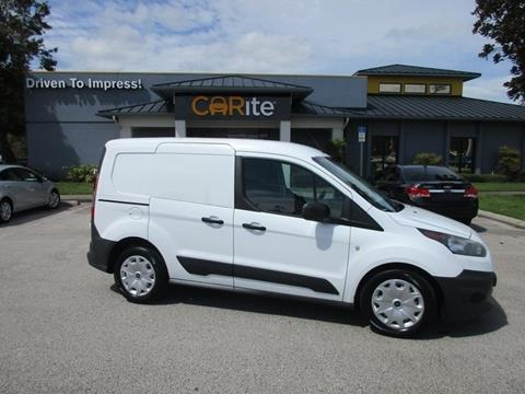 2014 Ford Transit Connect Cargo for sale in Sanford FL