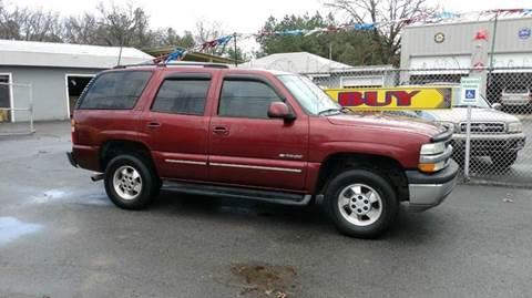 2003 Chevrolet Tahoe for sale in N Little Rock, AR