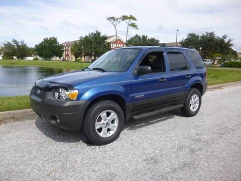 2007 Ford Escape for sale in Clearwater, FL